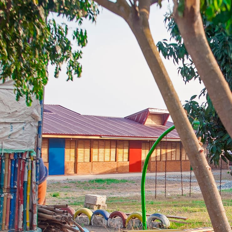 sustainable projects: ROBA