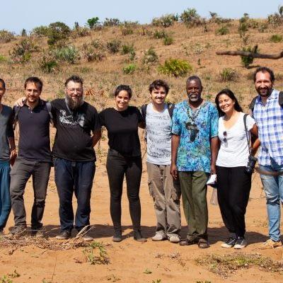 WEbuilding team and volunteers