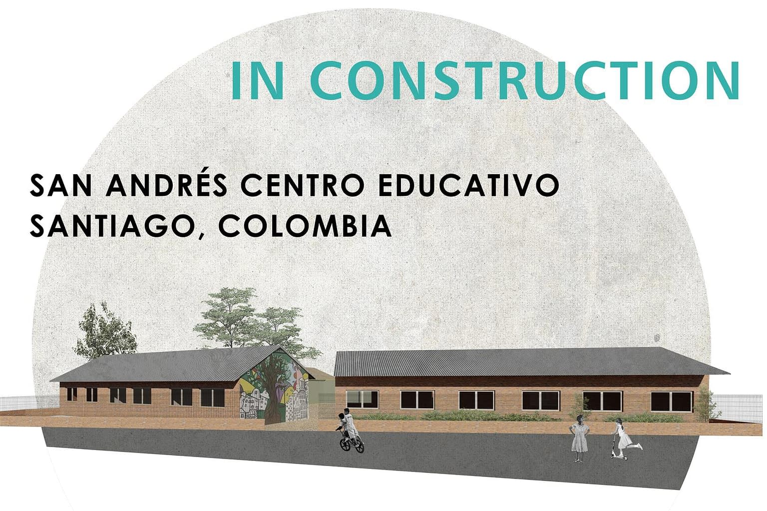 Donate to NGO - San Andrés in construction